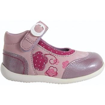 Sapatos Rapariga Sabrinas Kickers 474580-10 BIKIFIRST Rosa