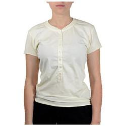 Textil Mulher T-Shirt mangas curtas Mya