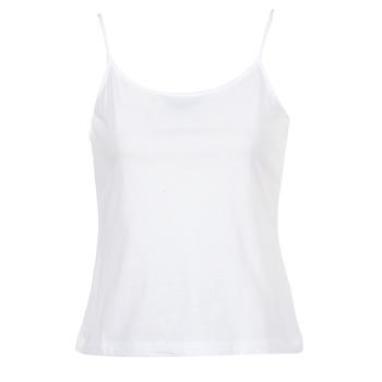 Textil Mulher Tops sem mangas BOTD FAGALOTTE Branco