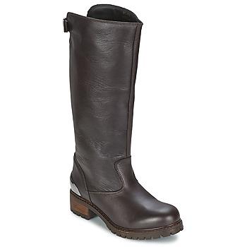 Sapatos Mulher Botas Love Moschino JA26094 Preto