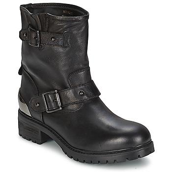 Sapatos Mulher Botas baixas Love Moschino JA24034 Preto