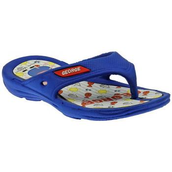 Sapatos Criança Chinelos Peppa Pig  Azul