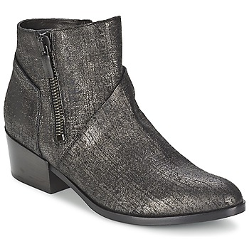 Sapatos Mulher Botas baixas Janet&Janet VILLIA Preto