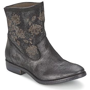Sapatos Mulher Botas baixas Now FALI Preto