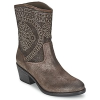 Sapatos Mulher Botins Now PIOMBO Cinza