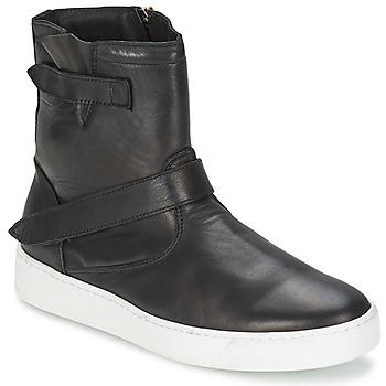 Sapatos Homem Botas baixas Ylati CAPPELLA Preto