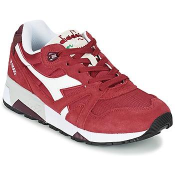 Sapatos Sapatilhas Diadora N9000 III Vermelho