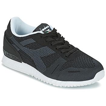 Sapatos Sapatilhas Diadora TITAN WEAVE Preto