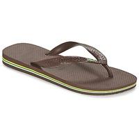Sapatos Chinelos Havaianas BRASIL Castanho