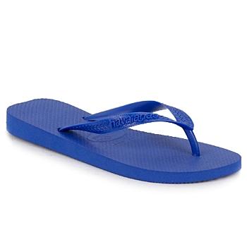Sapatos Chinelos Havaianas TOP Marinho / Azul