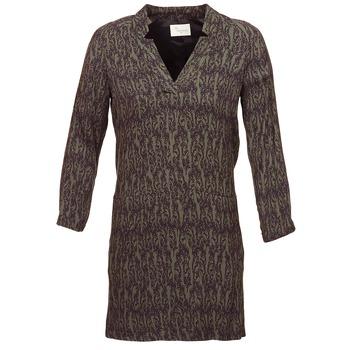 Textil Mulher Vestidos curtos Stella Forest BRO024 Cáqui