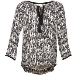 Textil Mulher Tops / Blusas Stella Forest BTU010 Cru / Preto