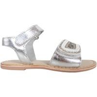 Sapatos Rapariga Sandálias Cheiw 47114 Plateado