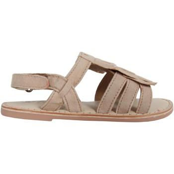 Sapatos Rapariga Sandálias Cheiw 47115 Beige