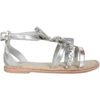 Sapatos Rapariga Sandálias Cheiw 47118 Blanco