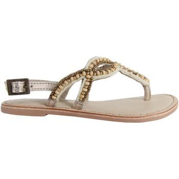 Sapatos Rapariga Sandálias Cheiw 47112 Plateado