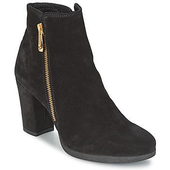 Sapatos Mulher Botins Café Noir TAIBI Preto