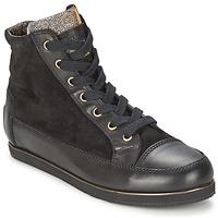 Sapatos Mulher Sapatilhas de cano-alto Tosca Blu BANGKOK Preto