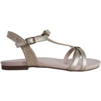 Sapatos Rapariga Sandálias Cheiw 47076 Plateado