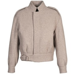 Textil Mulher Casacos/Blazers Antik Batik MAX Bege