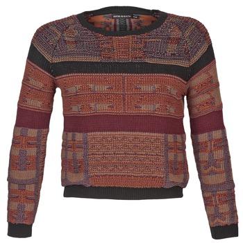 Textil Mulher camisolas Antik Batik AMIE Ferrugem
