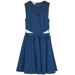 Textil Mulher Vestidos curtos Brigitte Bardot BB45080 Azul