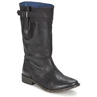 Sapatos Mulher Botas Schmoove SANDINISTA BOOTS Preto / Matal