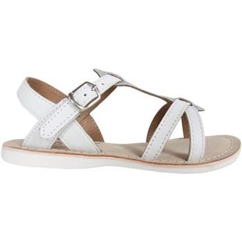 Sapatos Rapariga Sandálias Cheiw 47116 Plateado