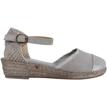 Sapatos Rapariga Sandálias Cheiw 47096 Plateado