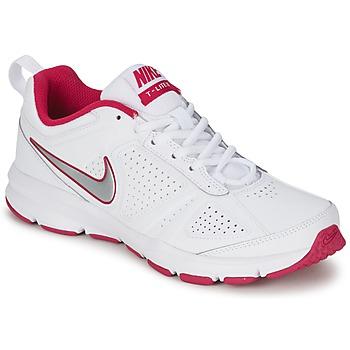 Sapatos Mulher Multi-desportos Nike T-LITE XI Branco / Rosa