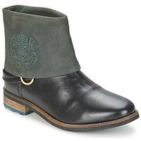 Sapatos Mulher Botas baixas Gaastra BONEFISH Preto
