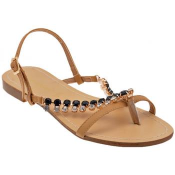 Sapatos Mulher Sandálias F. Milano  Bege