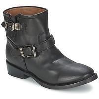 Sapatos Mulher Botas baixas Ash VICK Preto