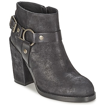 Sapatos Mulher Botins Ash FALCON Preto