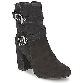 Sapatos Mulher Botins Ash FARGO Preto