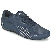 Sapatos Homem Sapatilhas Puma BMW MS DRIFT CAT EVO 5 MU Azul