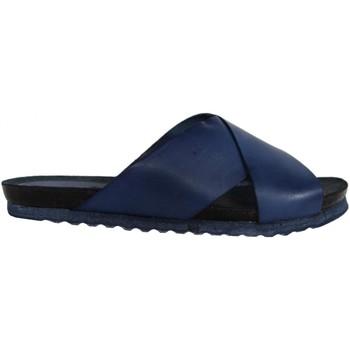 Sapatos Mulher Chinelos Cumbia 30145 Azul
