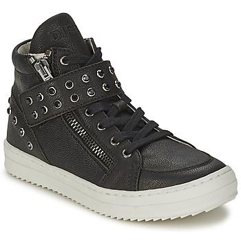 Sapatos Rapariga Sapatilhas de cano-alto Diesel TREVOR Preto