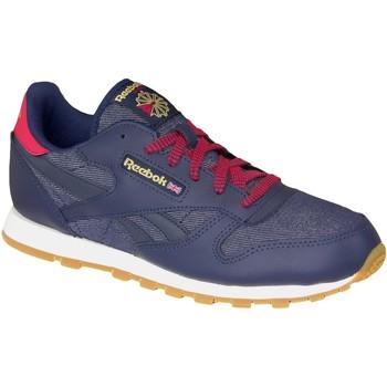 Sapatos Mulher Sapatilhas Reebok Sport Classic Leather DG AR2042