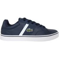 Sapatos Rapaz Sapatilhas Lacoste 32SPJ0110 FAIRLEAD Azul