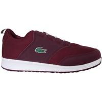 Sapatos Rapaz Sapatilhas Lacoste 32SPJ0114 LIGHT Rosa