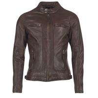Textil Homem Casacos de couro/imitação couro Oakwood 60901 Castanho