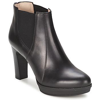 Sapatos Mulher Botins Unisa MIJAL Preto