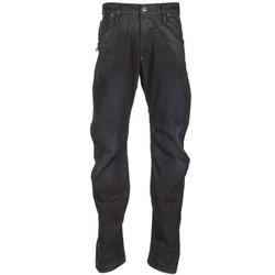 Textil Homem Calças Jeans G-Star Raw NEW ARC ZIP 3D Preto