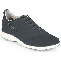 Sapatos Homem Sapatilhas Geox NEBULA Azul