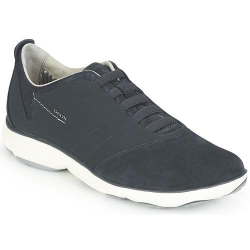 46c02f6993 Geox NEBULA Azul - Entrega gratuita com a Spartoo.pt ! - Sapatos ...