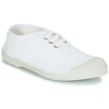 Sapatos Criança Sapatilhas Bensimon TENNIS LACET Branco