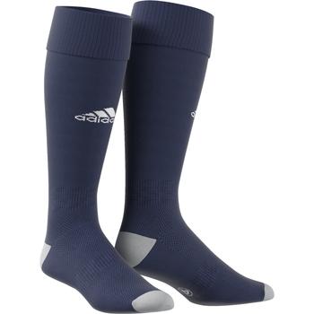Acessórios Meias de desporto adidas Originals Chaussettes  Milano 16 bleu nuit/blanc