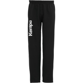 Textil Homem Calças de treino Kempa Pantalon de Gardien noir
