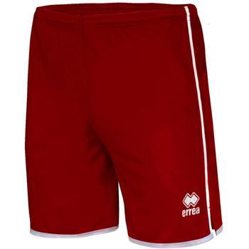 Textil Homem Shorts / Bermudas Errea Short  Bonn grenat
